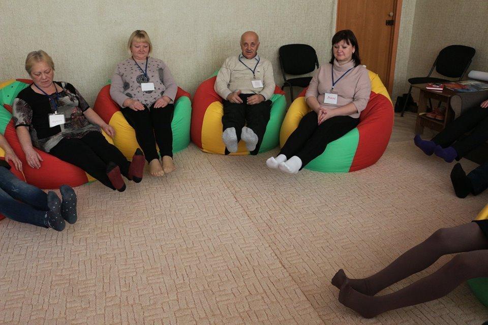 У Костянтинівському ЦДЮТ провели тренінг на подолання стресу, фото-4