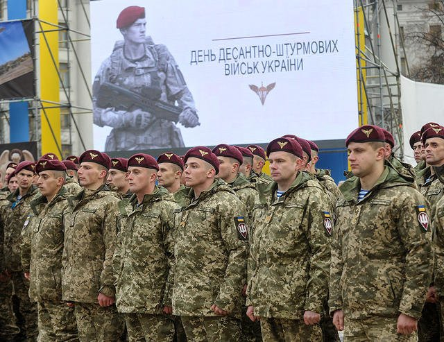 В Україні відзначають День десантно-штурмових військ, фото-1