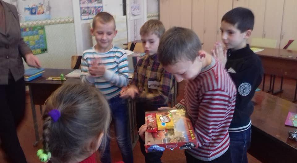 В  школах Костянтинівського району провели акцію «Щедрий вівторок», фото-8