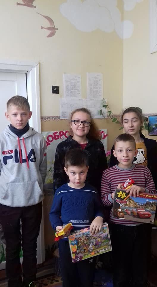 В  школах Костянтинівського району провели акцію «Щедрий вівторок», фото-9