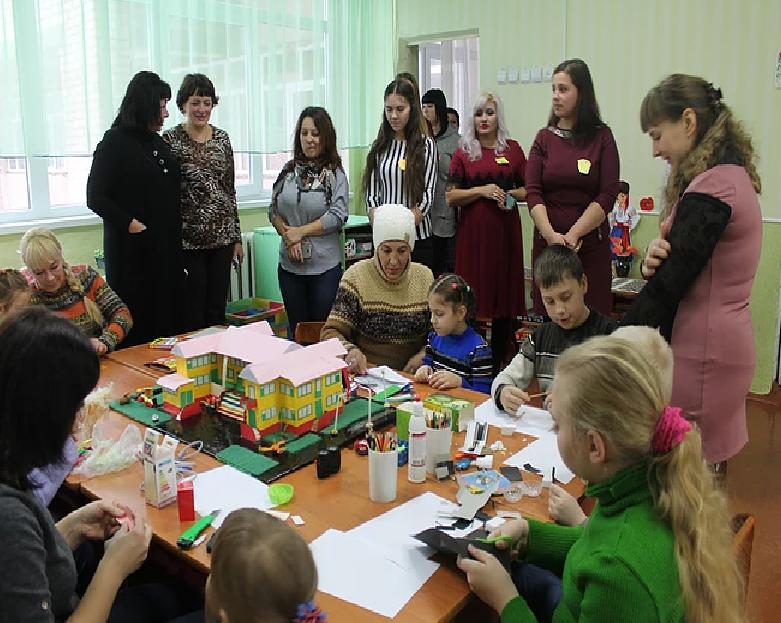 Мешканці Костянтинівки взяли участь у флешмобі «Вікенд необмежених можливостей», фото-1