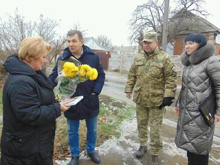 У Костянтинівці привітали Наталію Воронцову з Міжнародним святом волонтера, фото-4