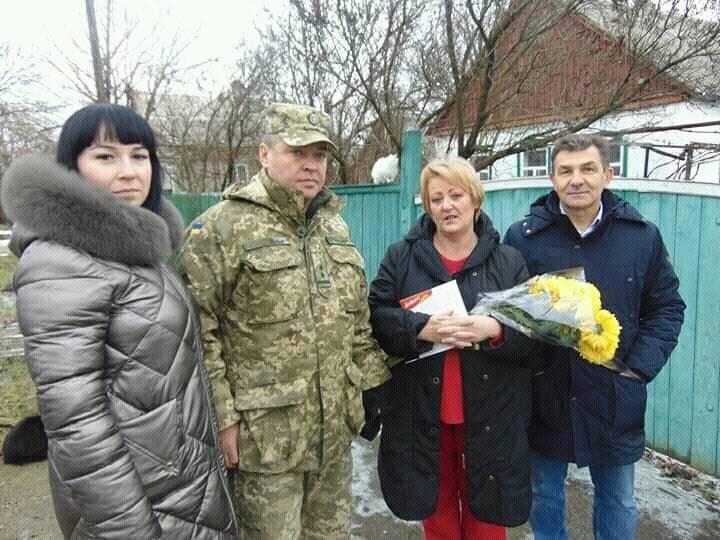 У Костянтинівці привітали Наталію Воронцову з Міжнародним святом волонтера, фото-3