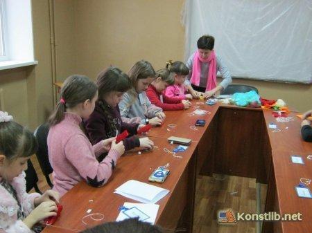 Жителей Константиновки приглашают на мастер-класс по изготовлению игрушек, фото-2