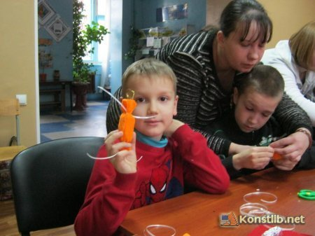 Жителей Константиновки приглашают на мастер-класс по изготовлению игрушек, фото-3