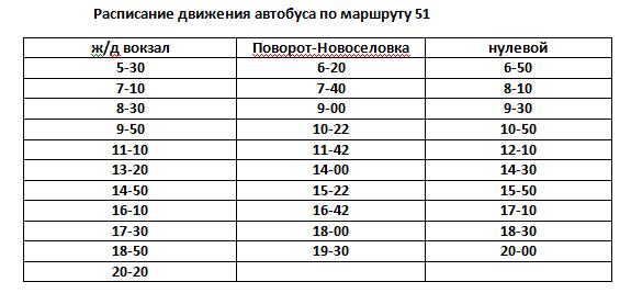 Расписание движения автобусов в Константиновке, фото-4