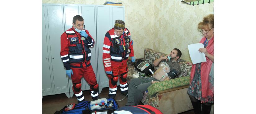 Константиновские медики приняли участие в областном чемпионате бригад экстренной медицинской помощи, фото-1
