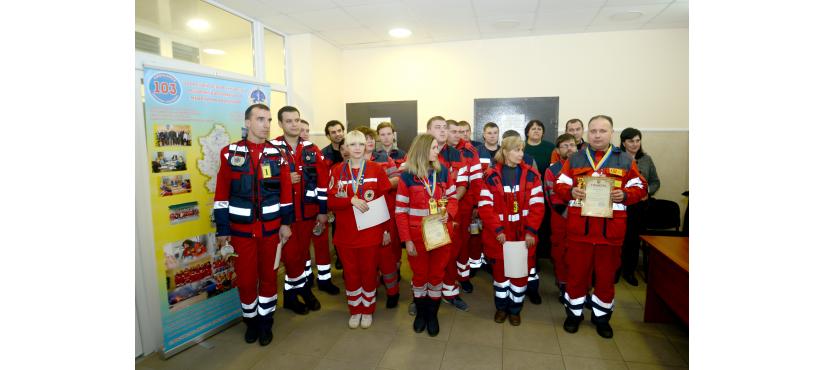 Константиновские медики приняли участие в областном чемпионате бригад экстренной медицинской помощи, фото-3