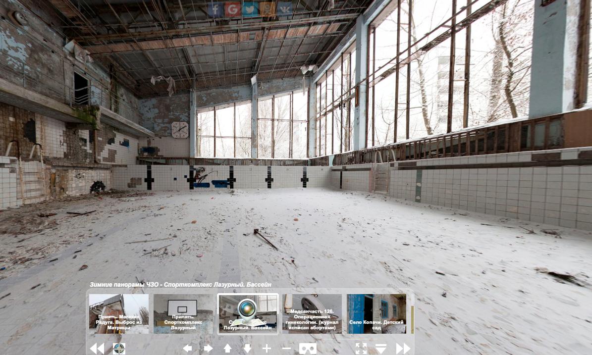 Топ 3 виртуальных экскурсии по Чернобылю, фото-2