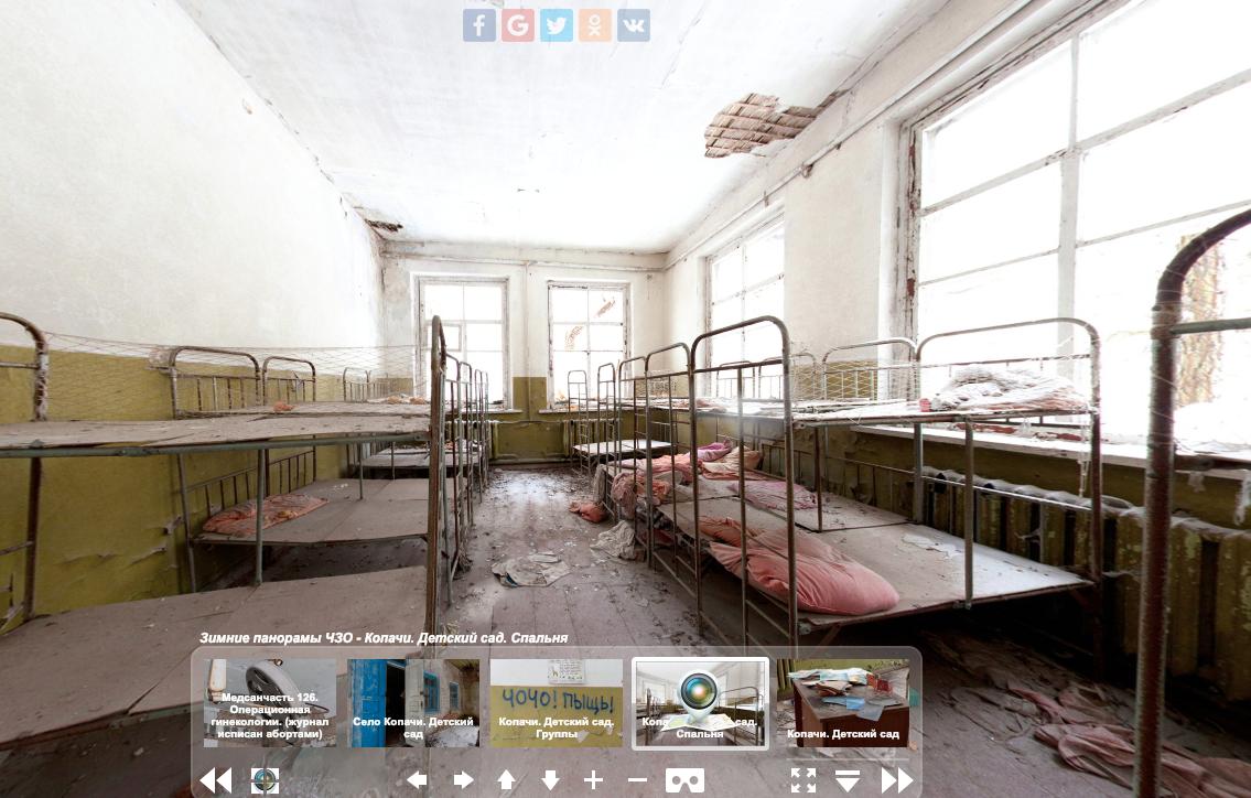Топ 3 виртуальных экскурсии по Чернобылю, фото-3