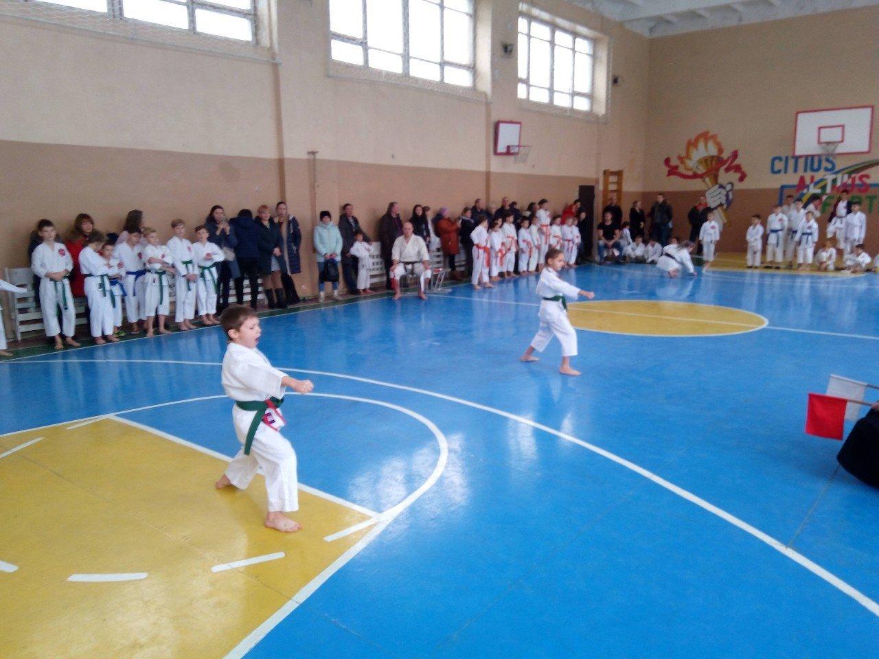 В Костянтинівці відбувся Чемпіонат міста з традиційного карате, фото-3