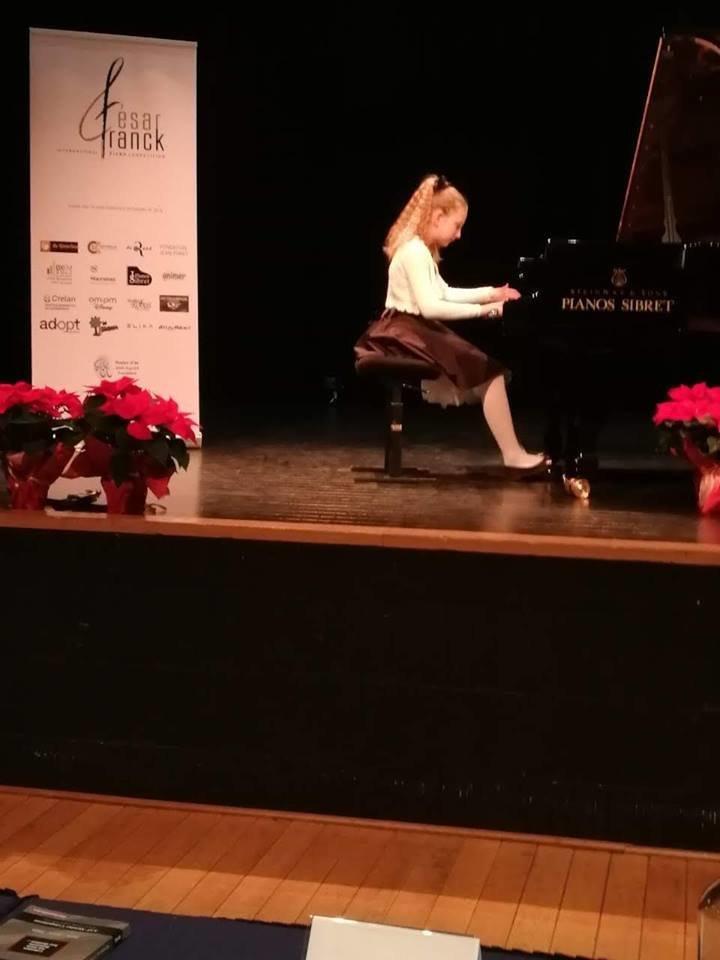 Диана Стогнушенко из Константиновки привезла награду с международного конкурса пианистов, фото-3