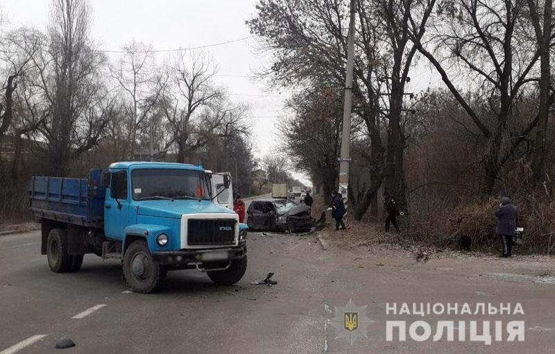 В Алексеево-Дружковке в результате ДТП погибли двое людей, фото-1