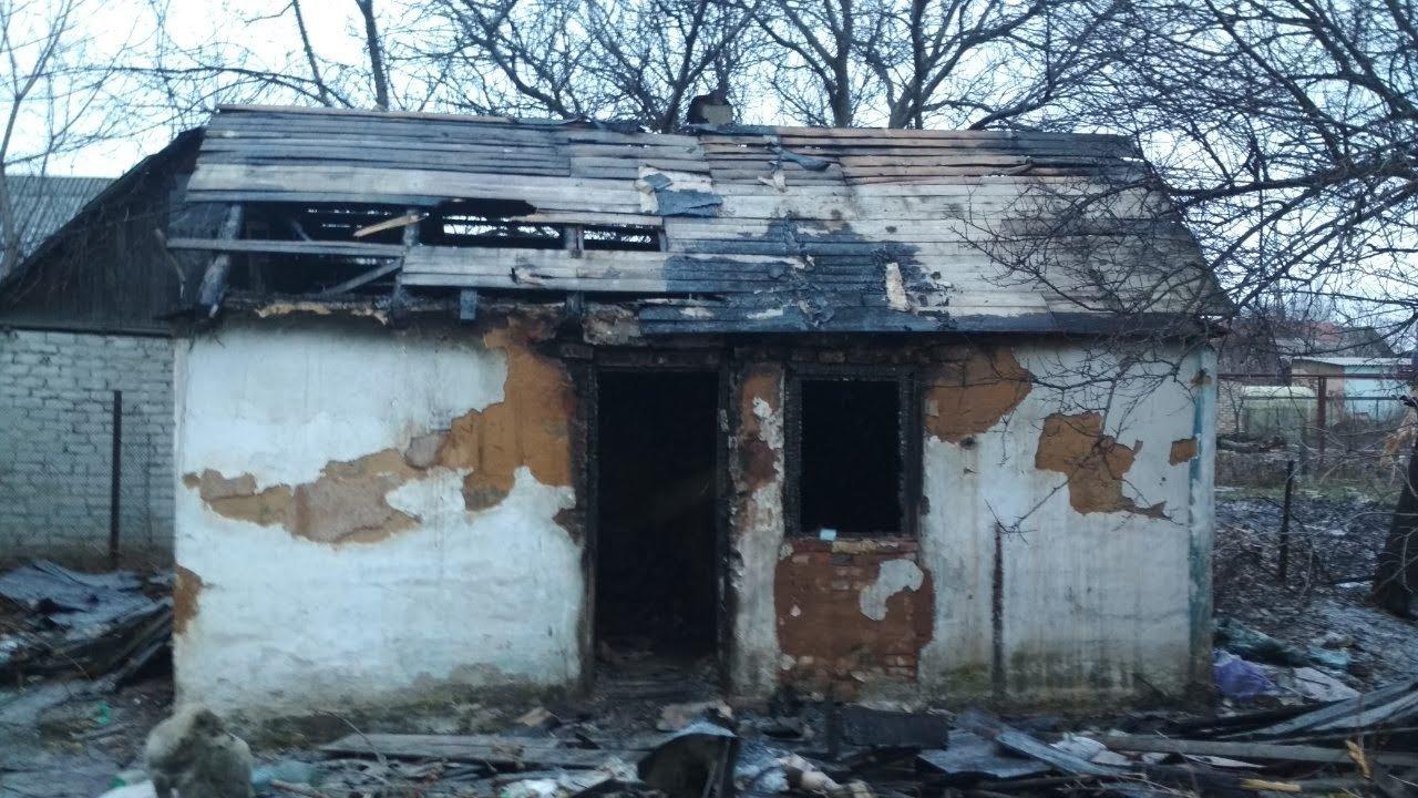 В Константиновке во время пожара два человека погибли, двоих госпитализировали, фото-1