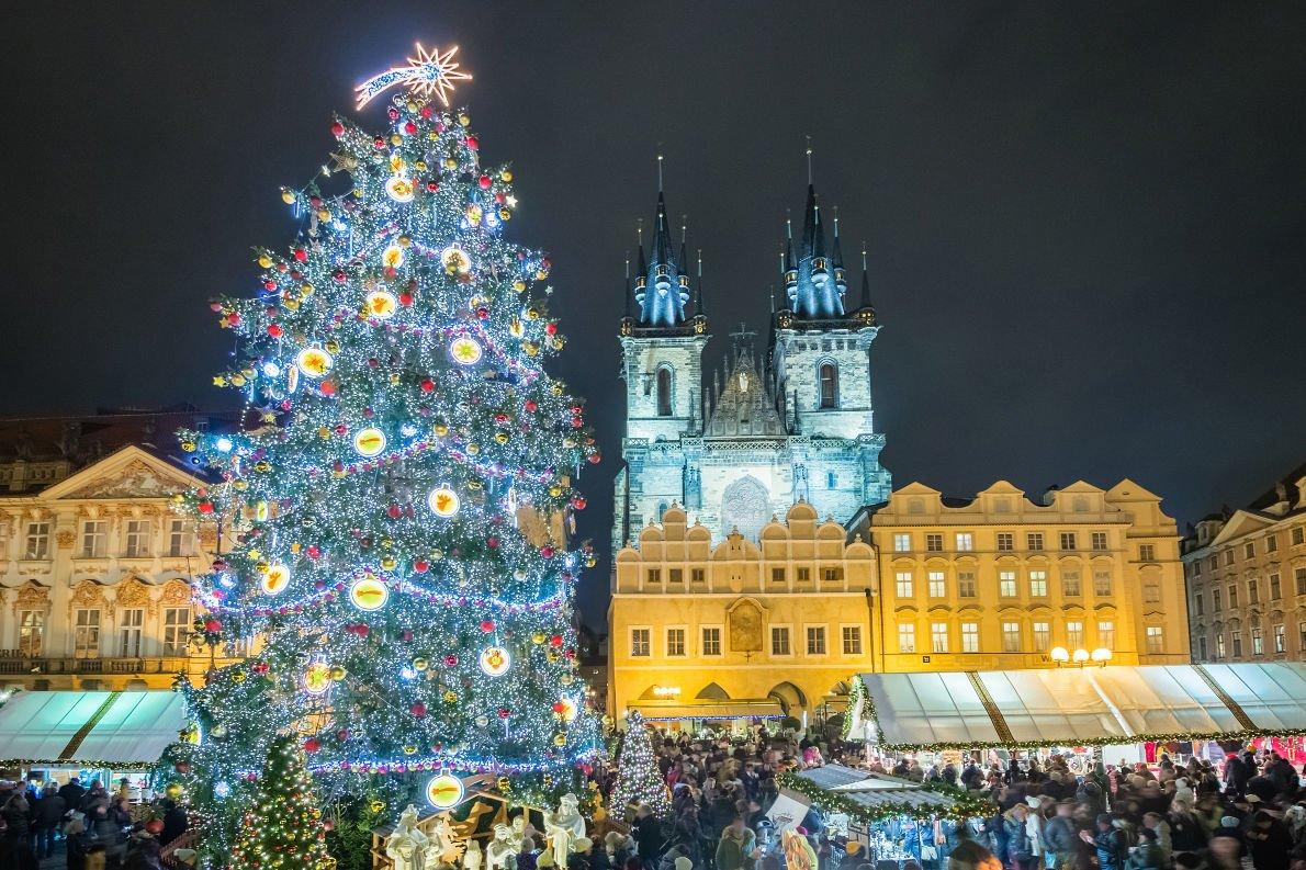4 место - Прага