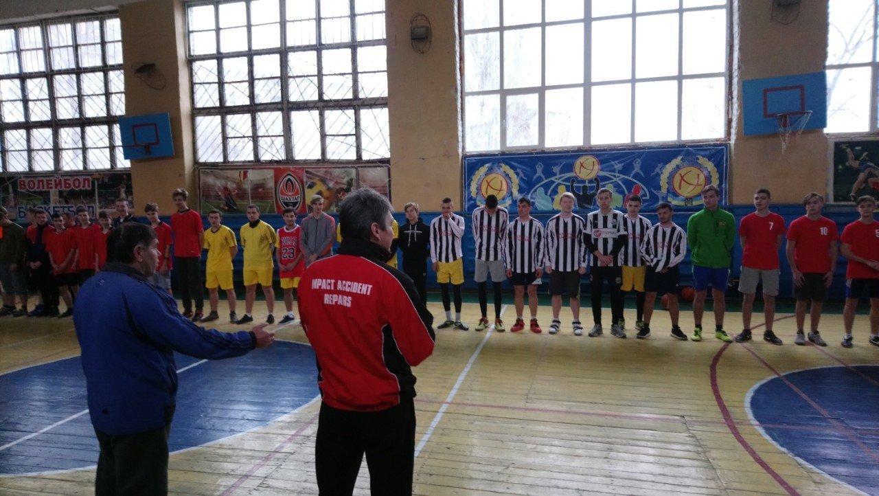 В Константиновке объявили победителей ежегодной студенческой спартакиады, фото-2