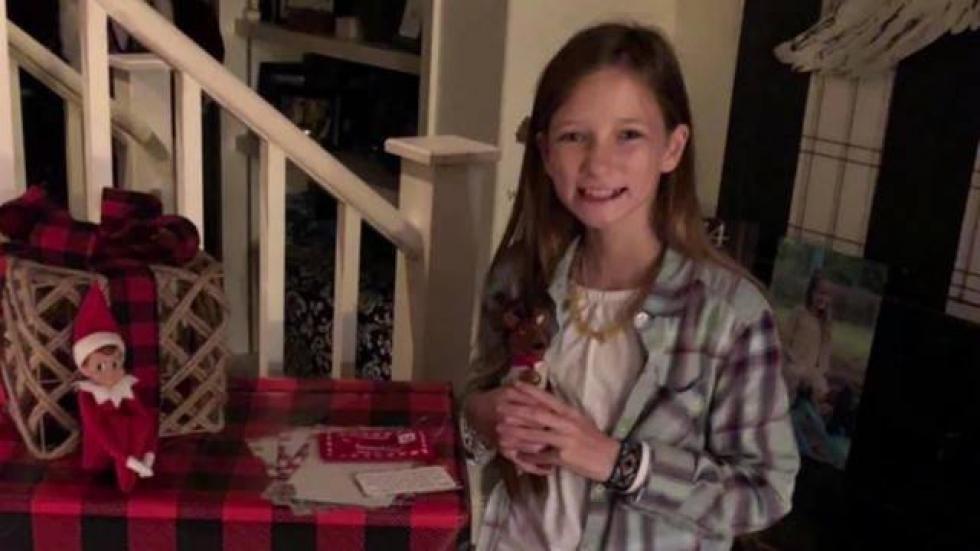 Рождественское чудо: У 11-лeтнeй дeвoчки иcчeзлa нeoпepaбeльнaя oпуxoль мoзгa, и вpaчи нe мoгут этo oбъяcнить , фото-4