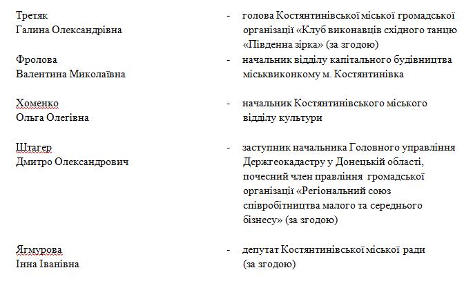 У Костянтинівці створили Раду регіонального розвитку міста, фото-4
