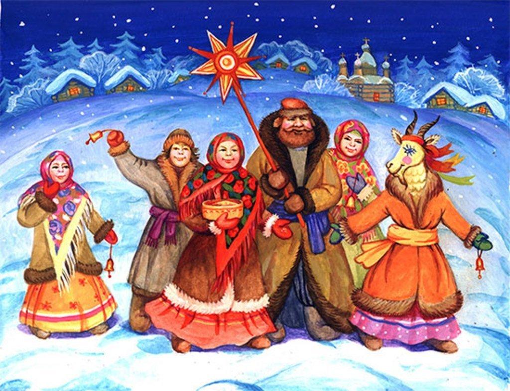 Давние традиции празднования Нового года, фото-1