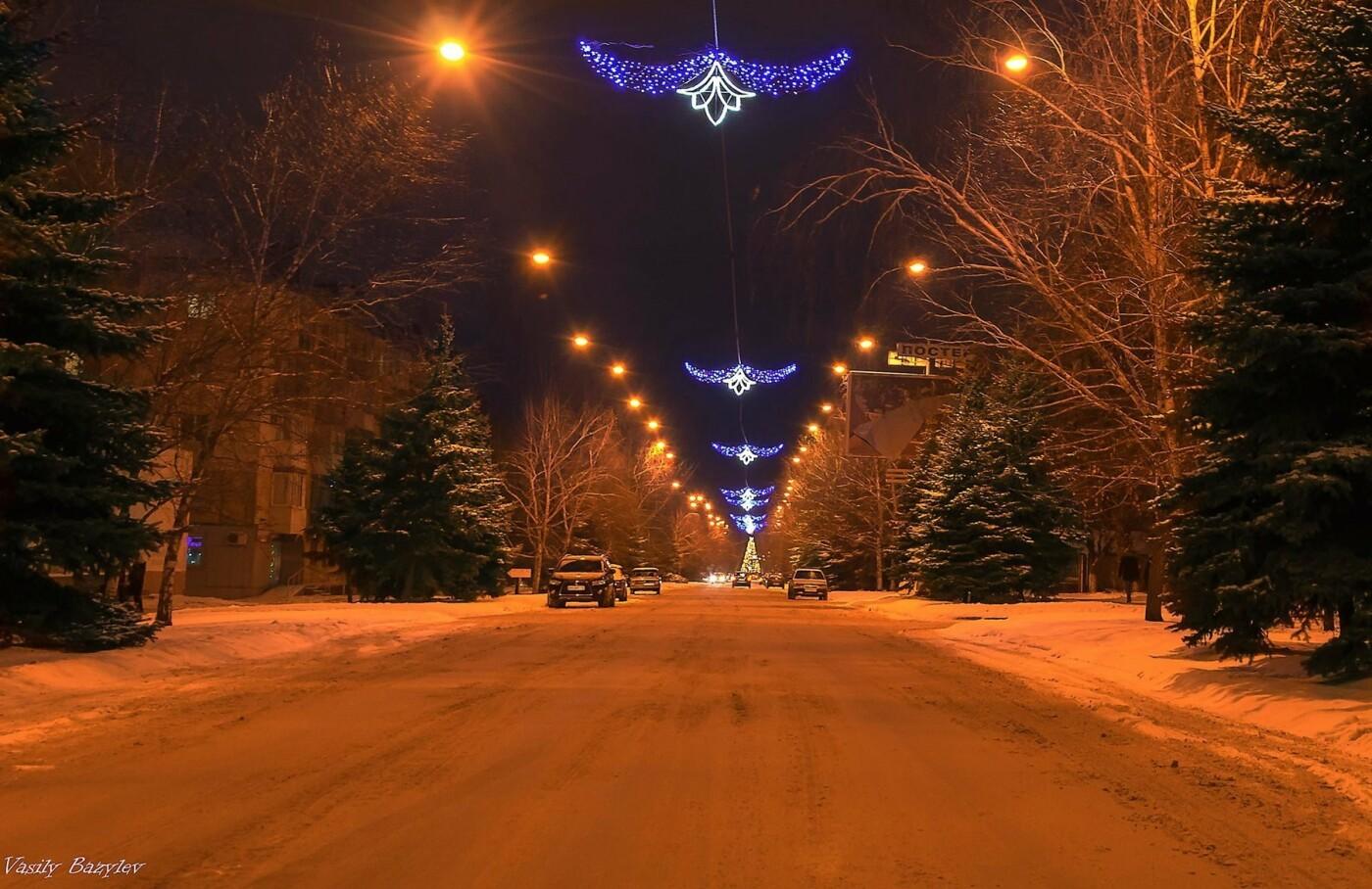 Куда поехать на новогодние выходные. Праздничные города Донетчины, фото-7