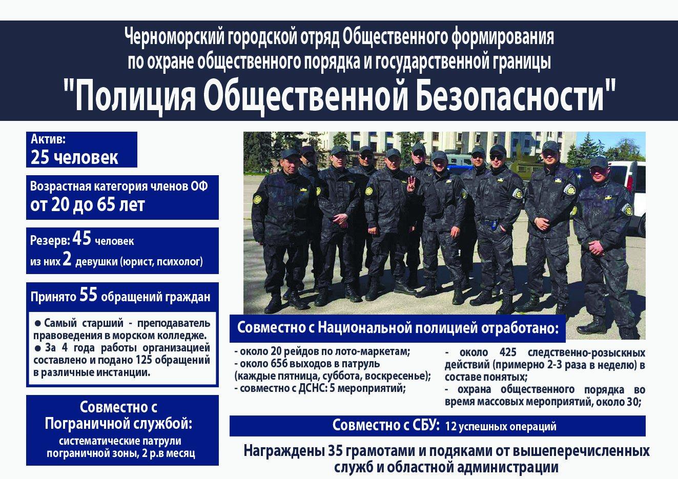 Как полиция и общественность Черноморска вместе делают свой город безопаснее, фото-3