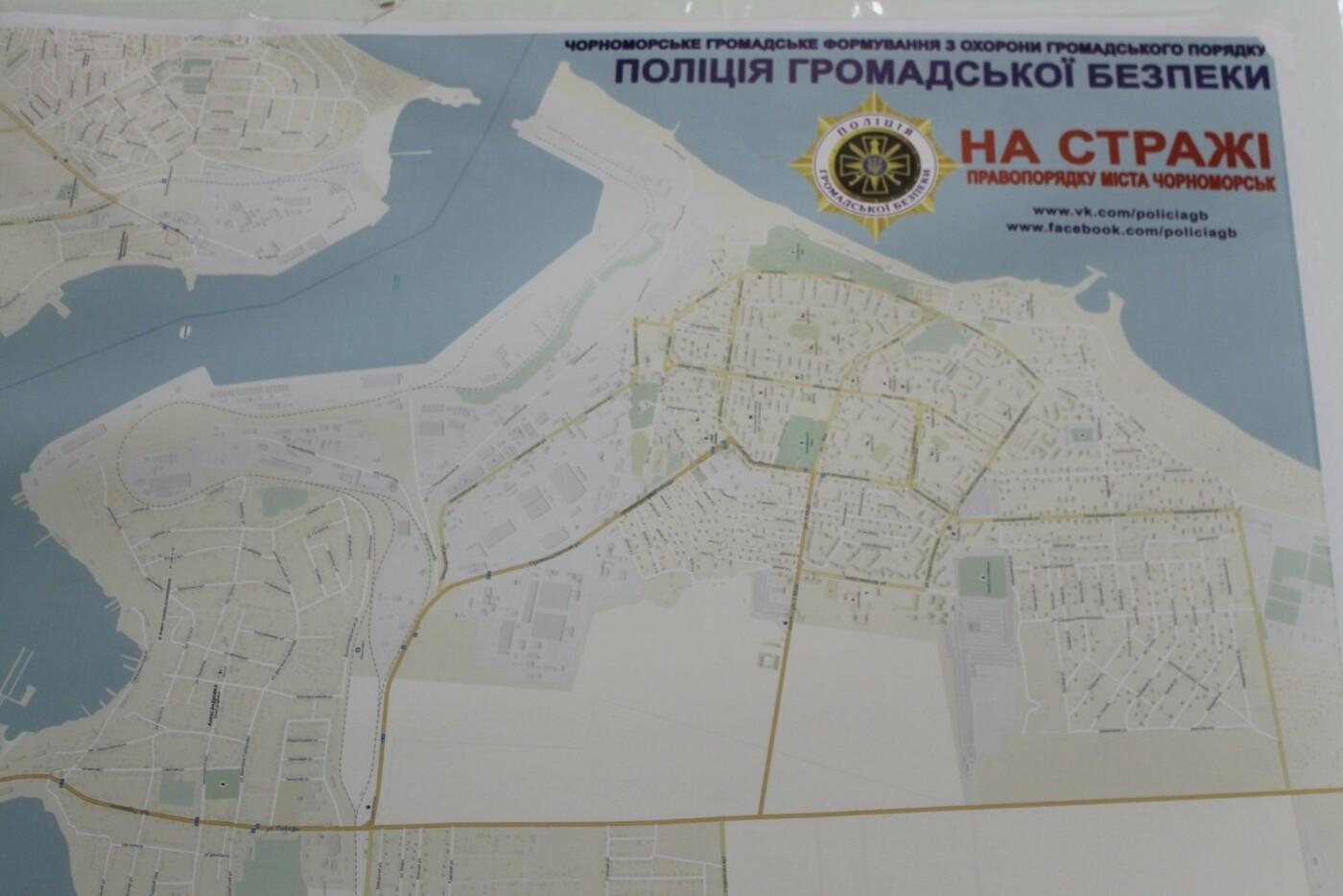 Как полиция и общественность Черноморска вместе делают свой город безопаснее, фото-8