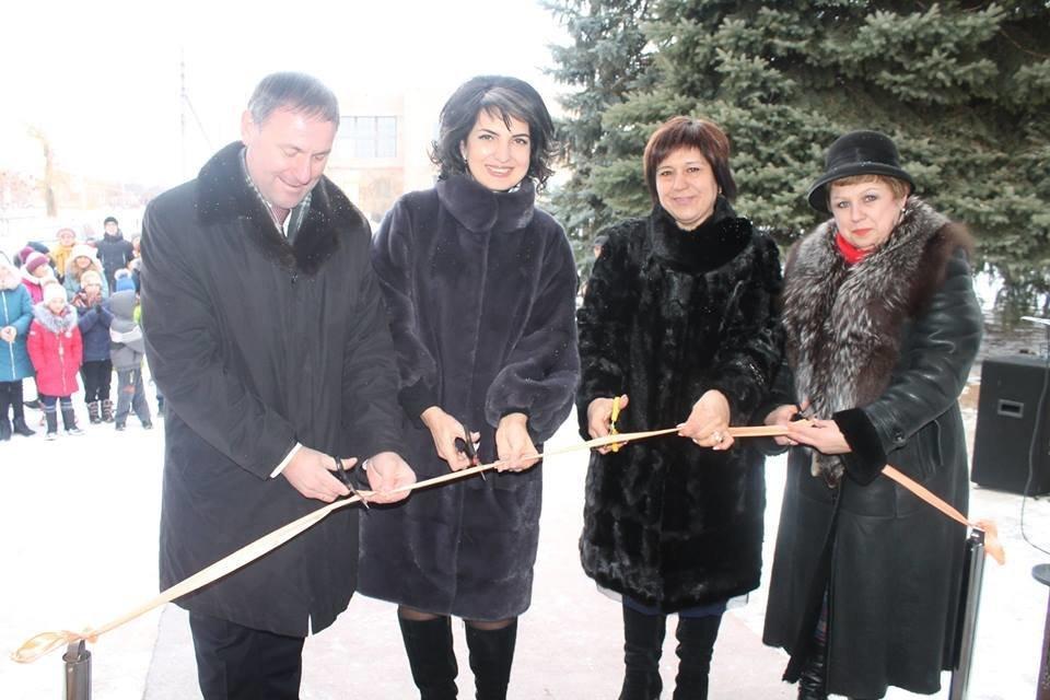 В селе Торское Константиновского района открыли молодежный центр, фото-3