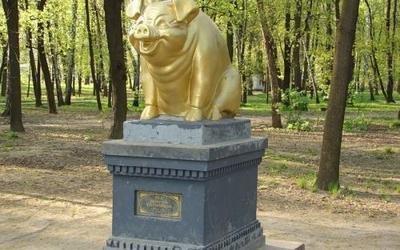 Пам'ятники свиням та поросятам в Україні, фото-8