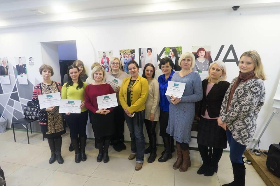 Дві освітянки із Костянтинівки стали учасницями фотоконкурсу «Успішні жінки нового Донбасу», фото-1