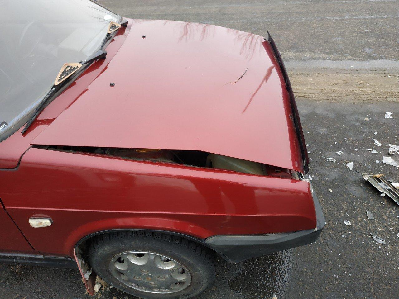 В Константиновке столкнулись два автомобиля, фото-1
