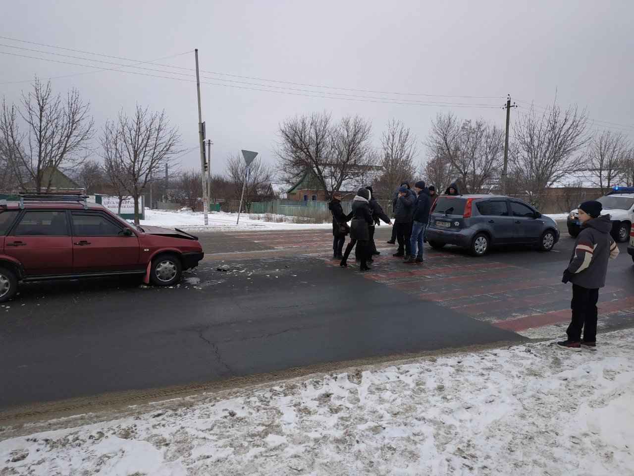 В Константиновке столкнулись два автомобиля, фото-3