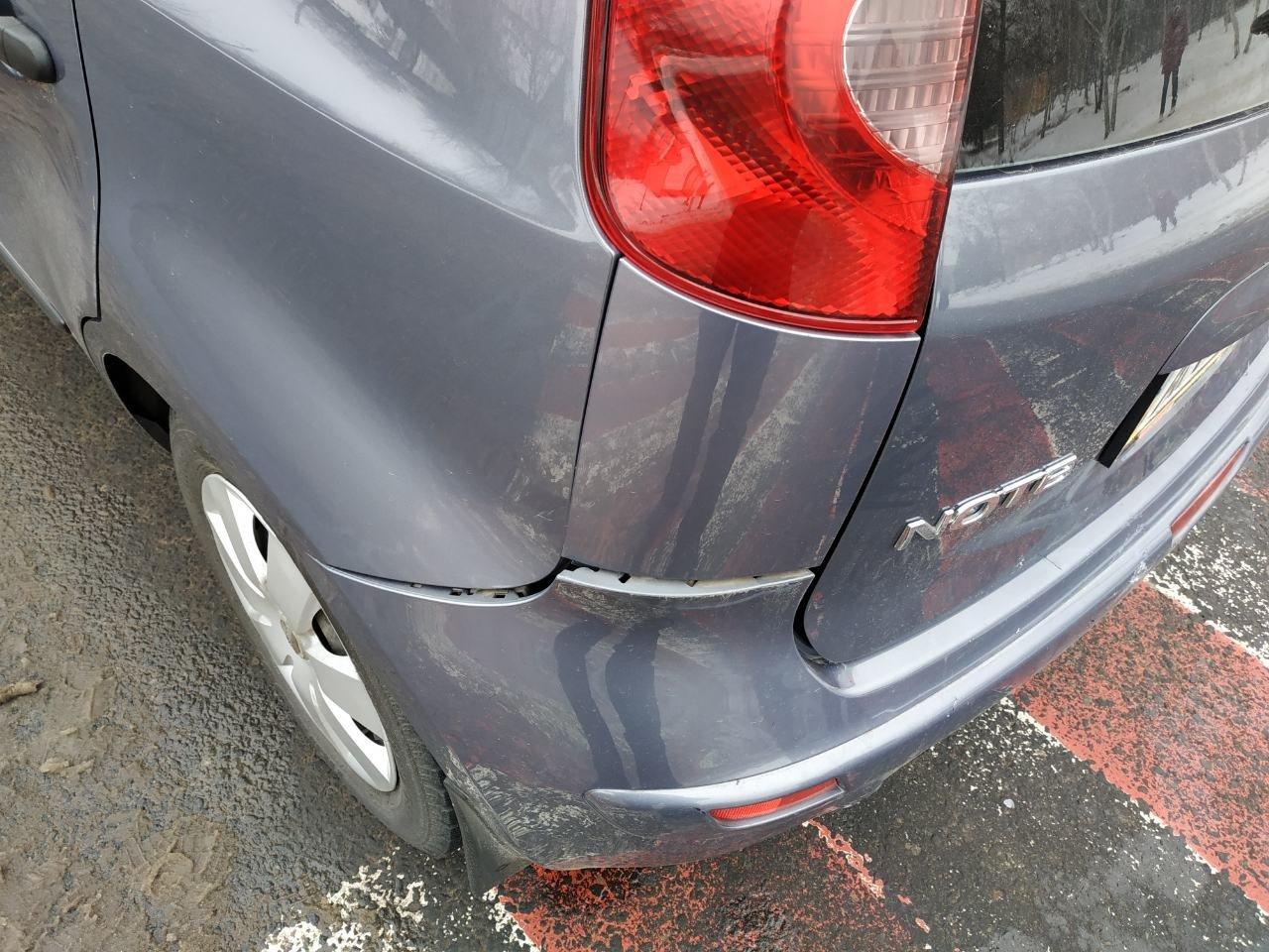 В Константиновке столкнулись два автомобиля, фото-2