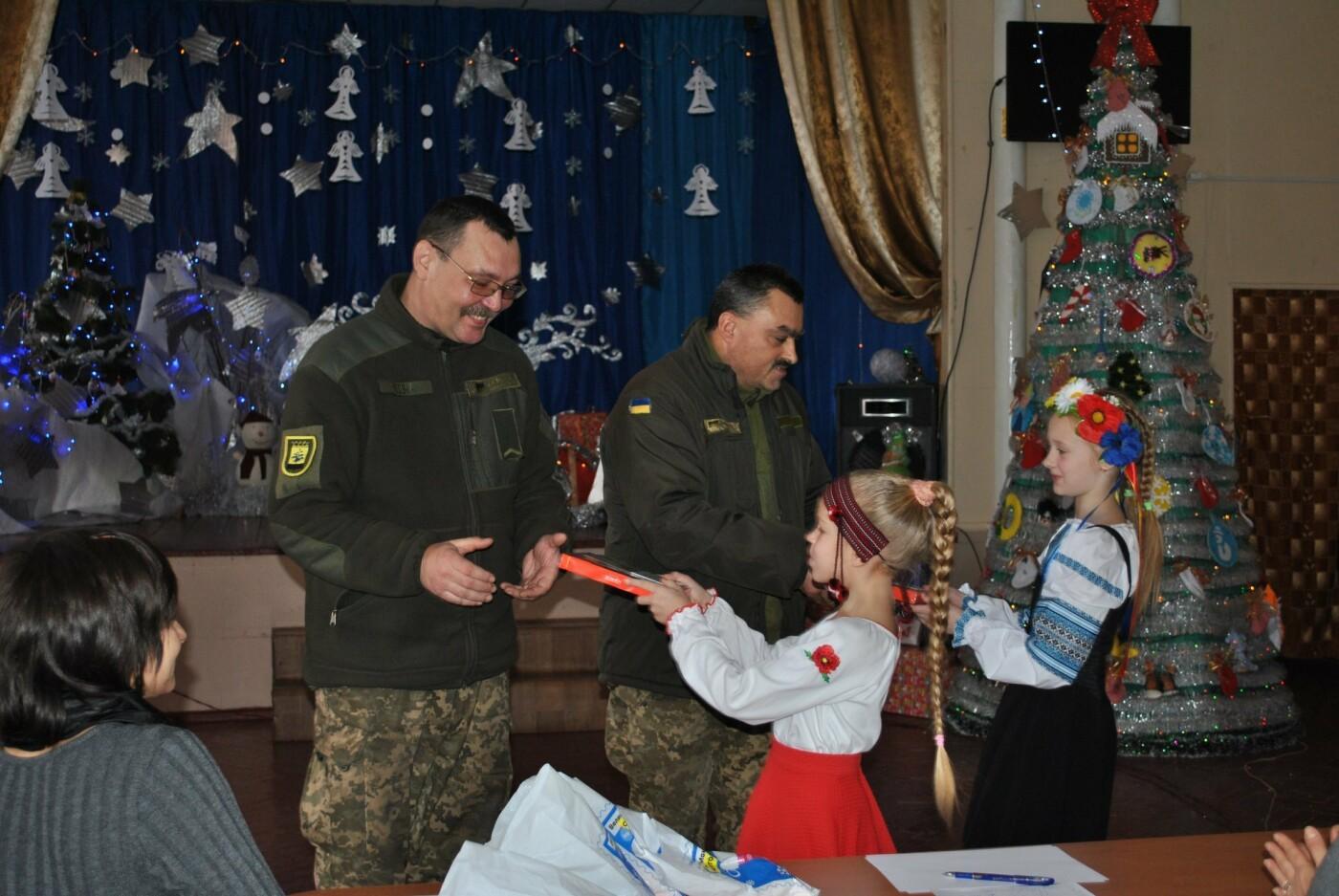 У Костянтинівському ліцеї відбувся конкурс колядок та щедрівок, фото-3