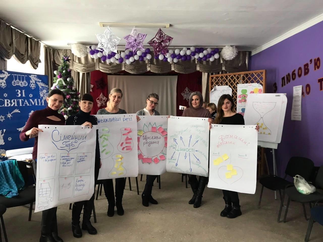 Учителі Костянтинівки взяли участь в тренінгу «Життєві навички для активного громадянства», фото-8