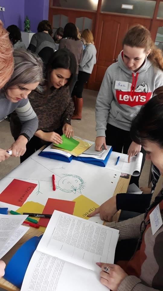 Учителі Костянтинівки взяли участь в тренінгу «Життєві навички для активного громадянства», фото-7