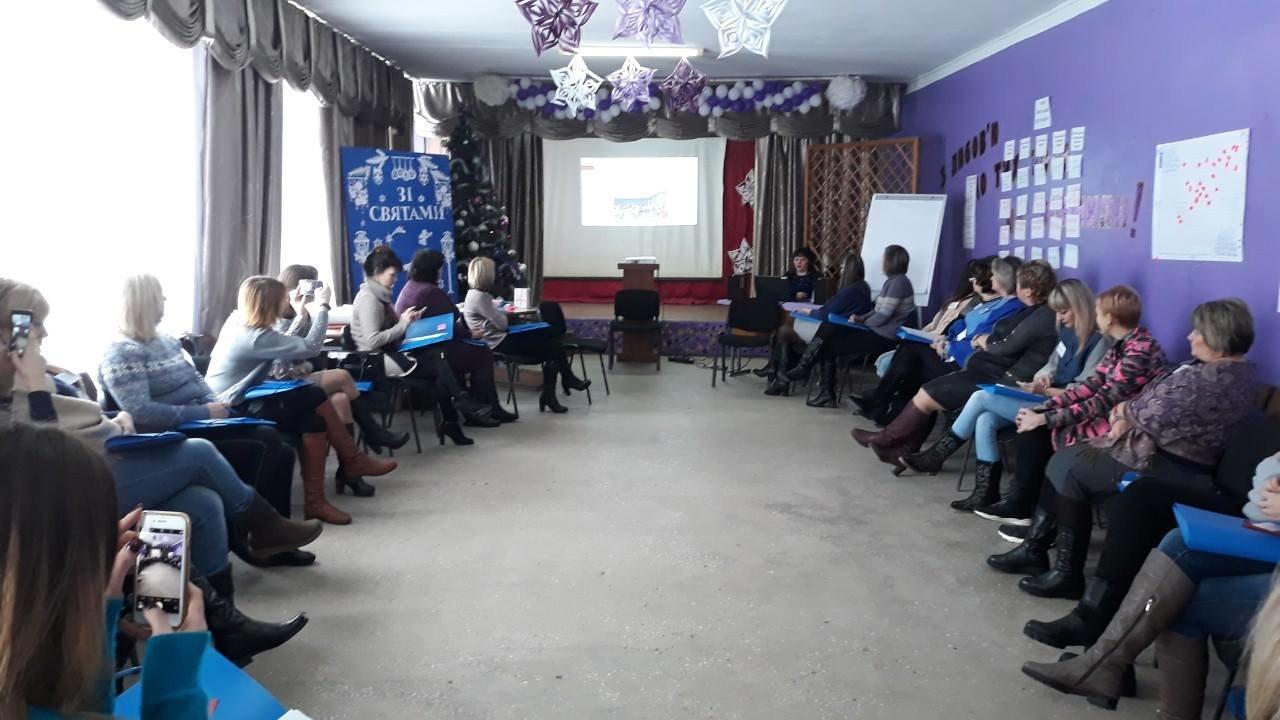 Учителі Костянтинівки взяли участь в тренінгу «Життєві навички для активного громадянства», фото-9