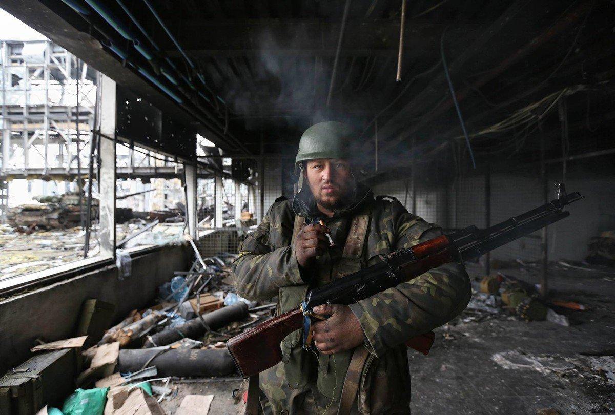 Як обороняли Донецький аеропорт. День пам'яті Кіборгів, фото-4