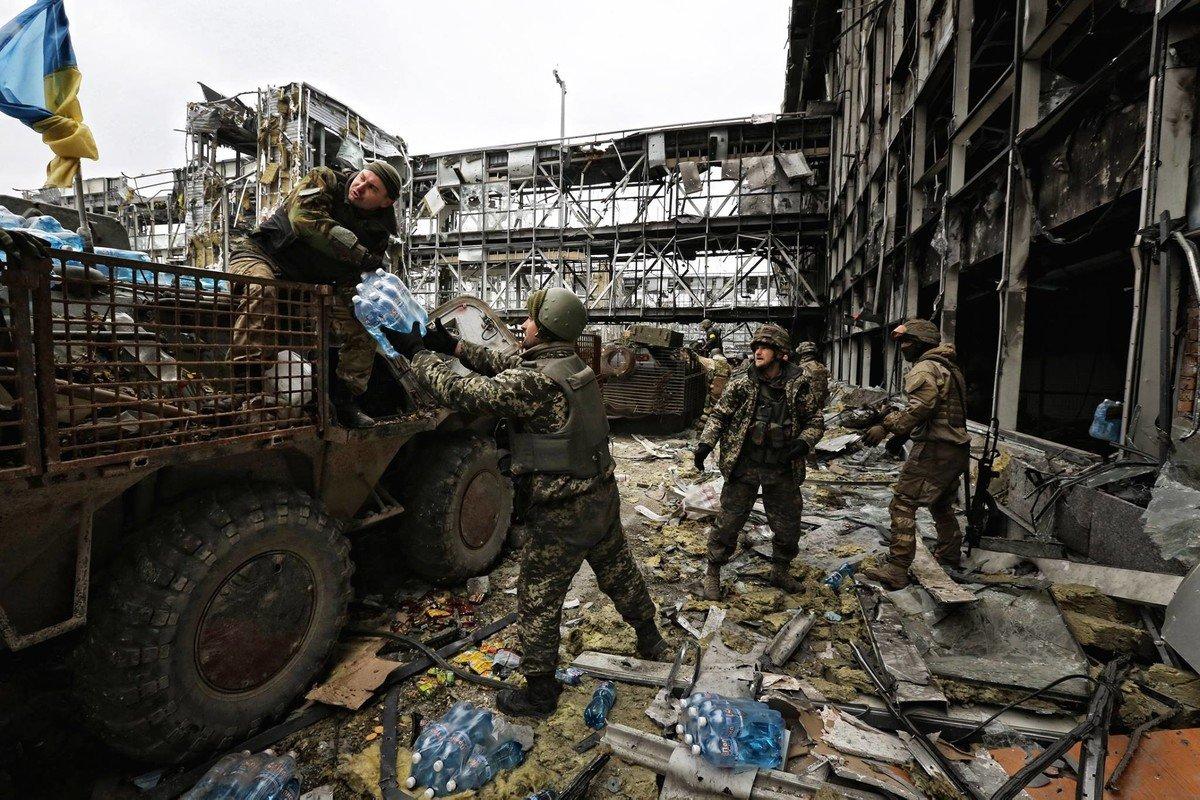 Як обороняли Донецький аеропорт. День пам'яті Кіборгів, фото-3