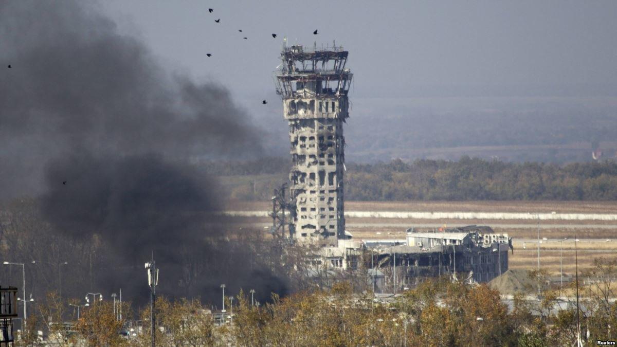 Як обороняли Донецький аеропорт. День пам'яті Кіборгів, фото-2