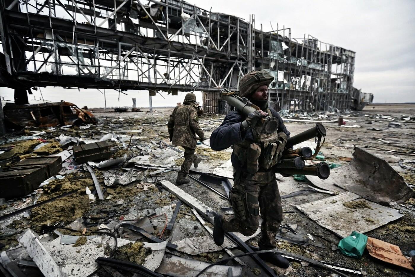 Як обороняли Донецький аеропорт. День пам'яті Кіборгів, фото-1