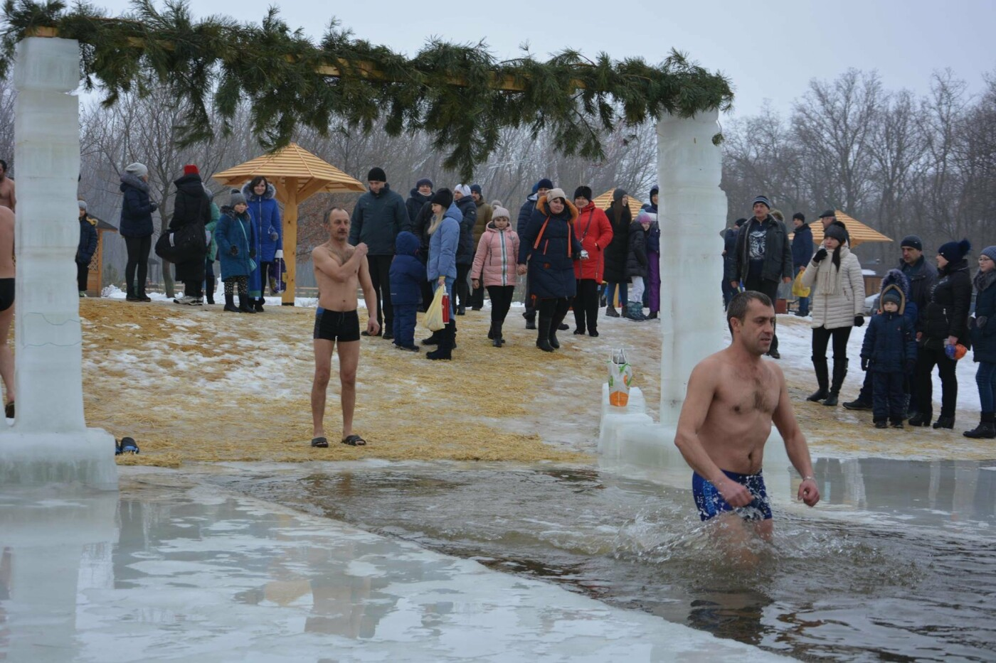 Свято Водохреща в Костянтинівці пройшло без надзвичайних ситуацій (фото), фото-7