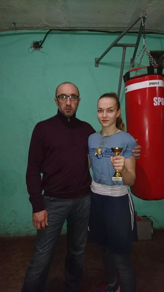 Девушка из Константиновского района признана лучшим боксером в Донецкой области, фото-2