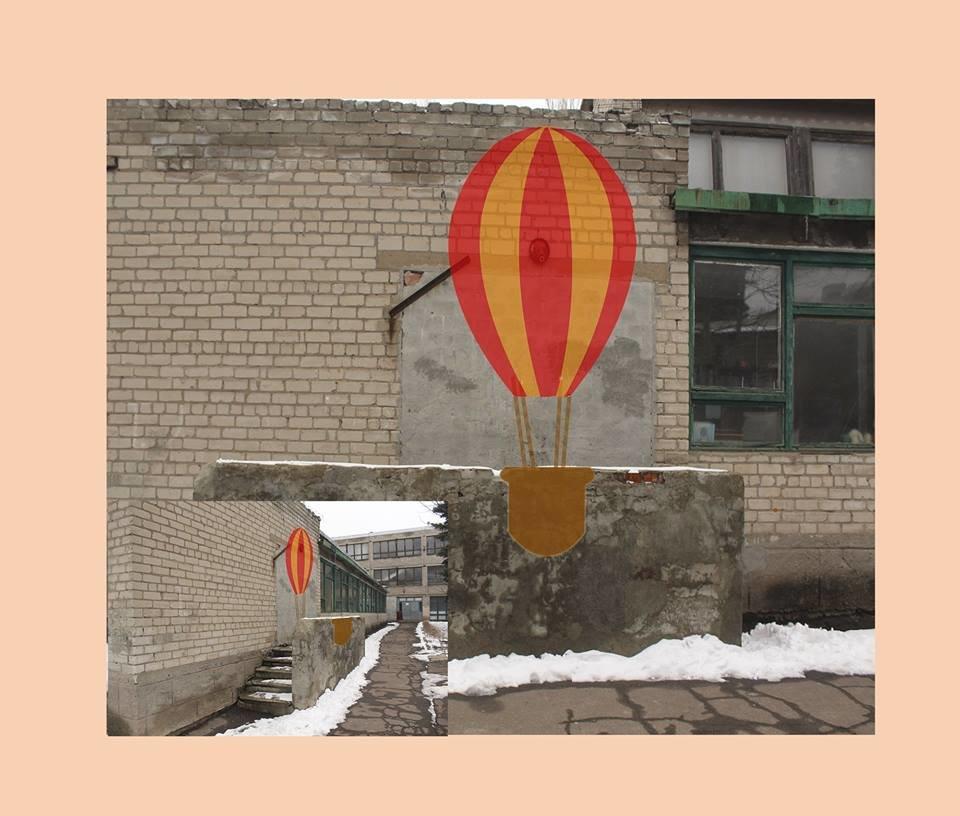 На стінах Костянтинівських шкіл та будинків з'являться яскраві мурали, фото-6