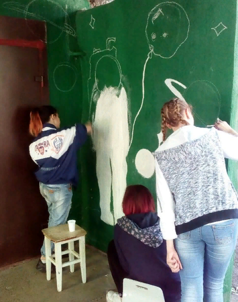 На стінах Костянтинівських шкіл та будинків з'являться яскраві мурали, фото-2