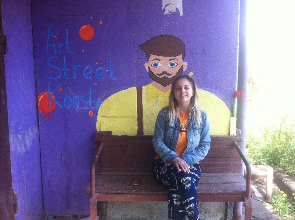 На стінах Костянтинівських шкіл та будинків з'являться яскраві мурали, фото-4