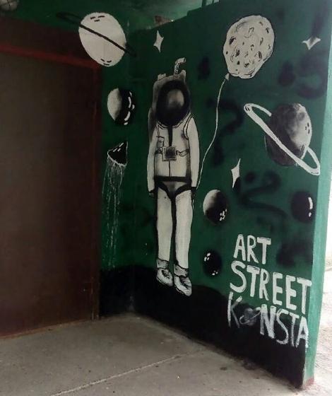 На стінах Костянтинівських шкіл та будинків з'являться яскраві мурали, фото-3