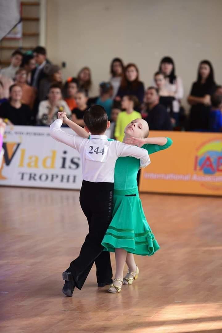 Константиновские «Современные ритмы» привезли два «золота» из Беларуси , фото-1