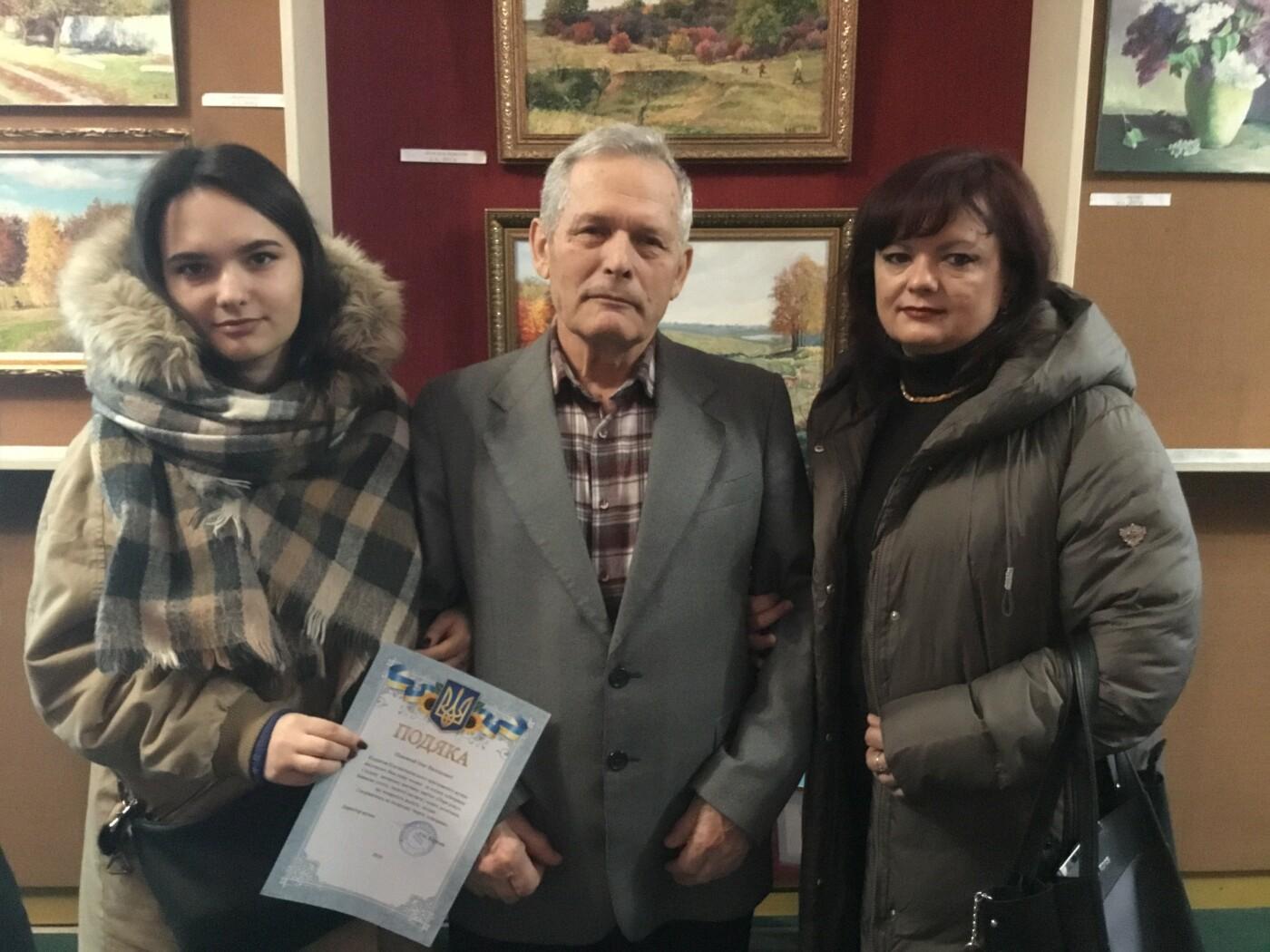 Константиновский художник Олег Приходченко пишет картины душой, фото-7