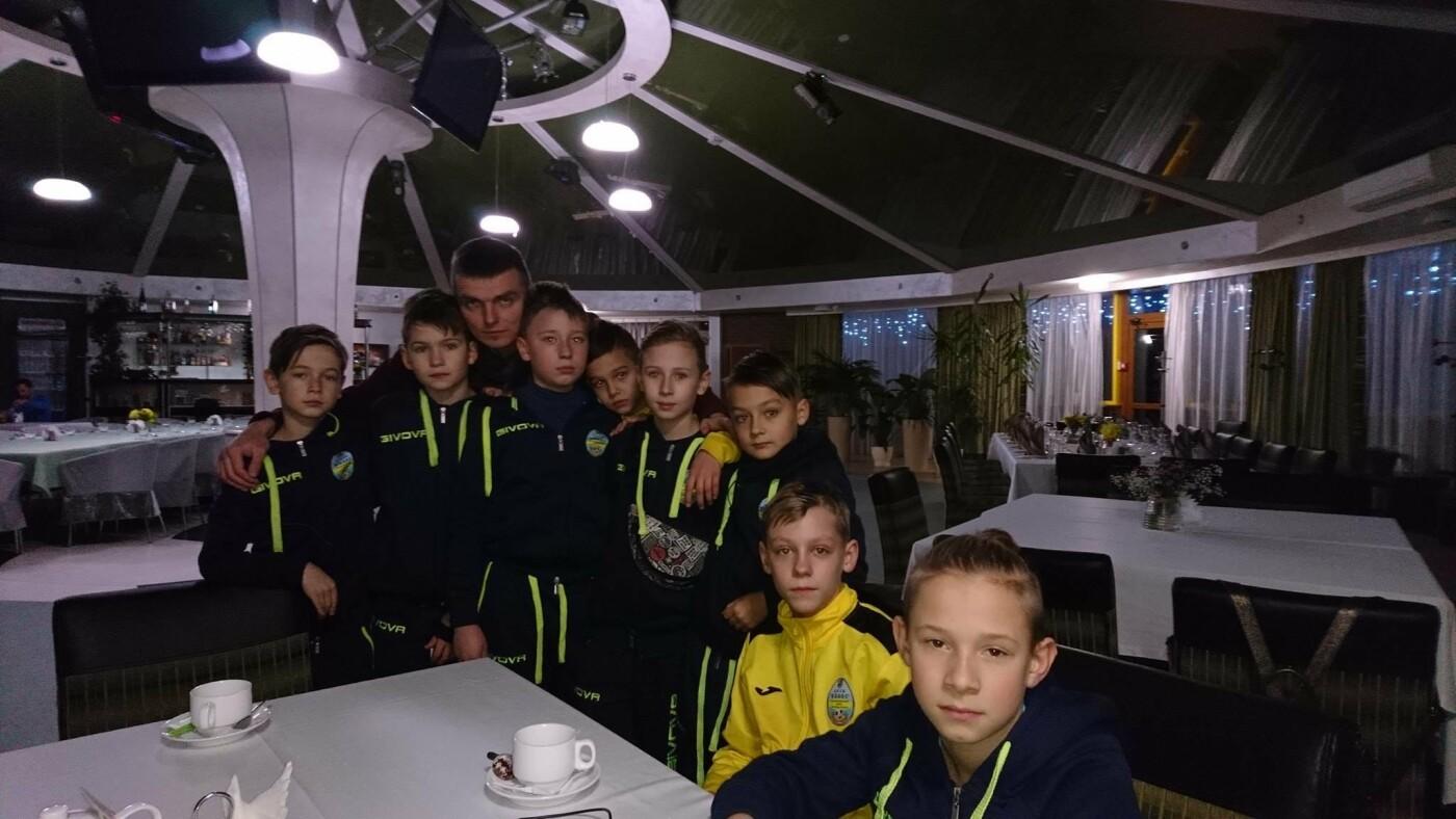 """Футбольна команда """"Колос"""" здобула першість на Чемпіонаті України з футзалу, фото-1"""