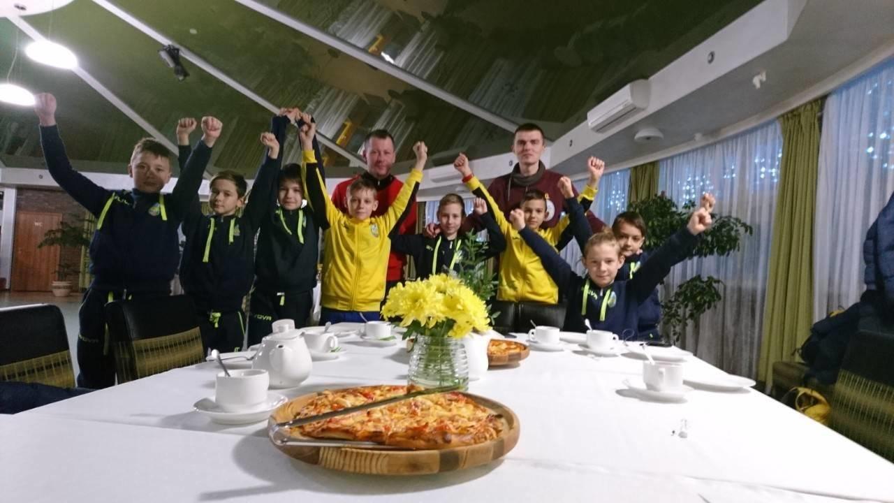 """Футбольна команда """"Колос"""" здобула першість на Чемпіонаті України з футзалу, фото-2"""
